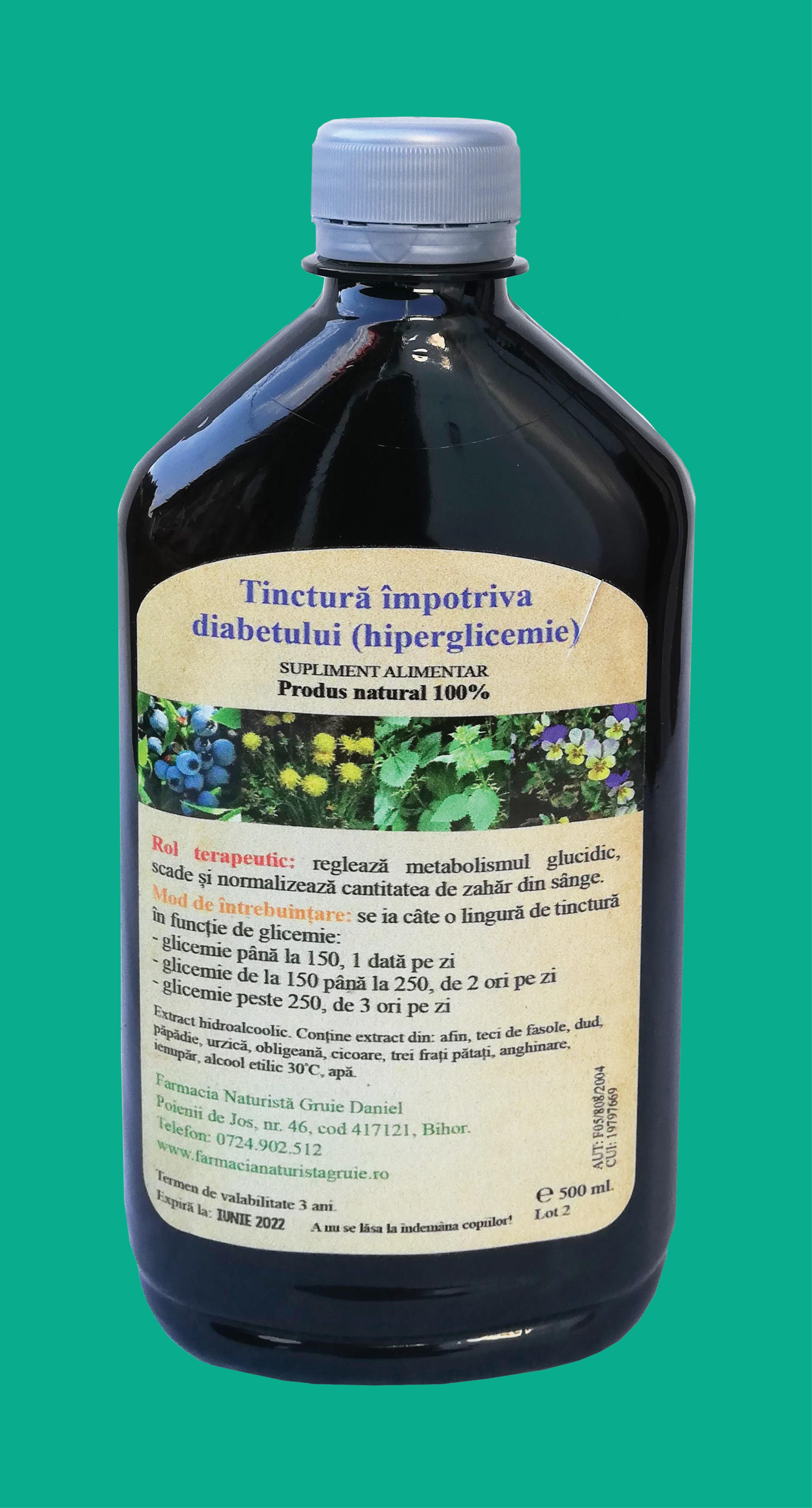 Infuzie de muguri de mesteacăn cu vene varicoase